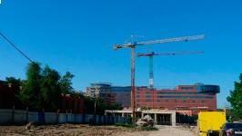 """21мая - ЖК """"Мой центр"""". Фото строительства"""