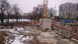 17марта - Фото строительства  ЖК на ул. Ген. Толстикова