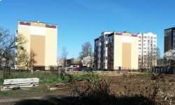 23апреля - Жилой дом на ул. Карташева. Фото строительства