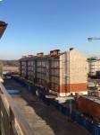 17января - Фото строительства квартала Новая Холмогоровка