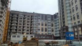 25ноября2017 - Фото строительства ЖК Адмиралтейский