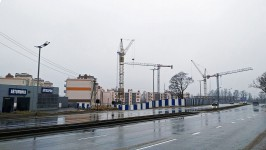 Добавил Светлана от 11марта - Фото строительства ЖК Нордберг