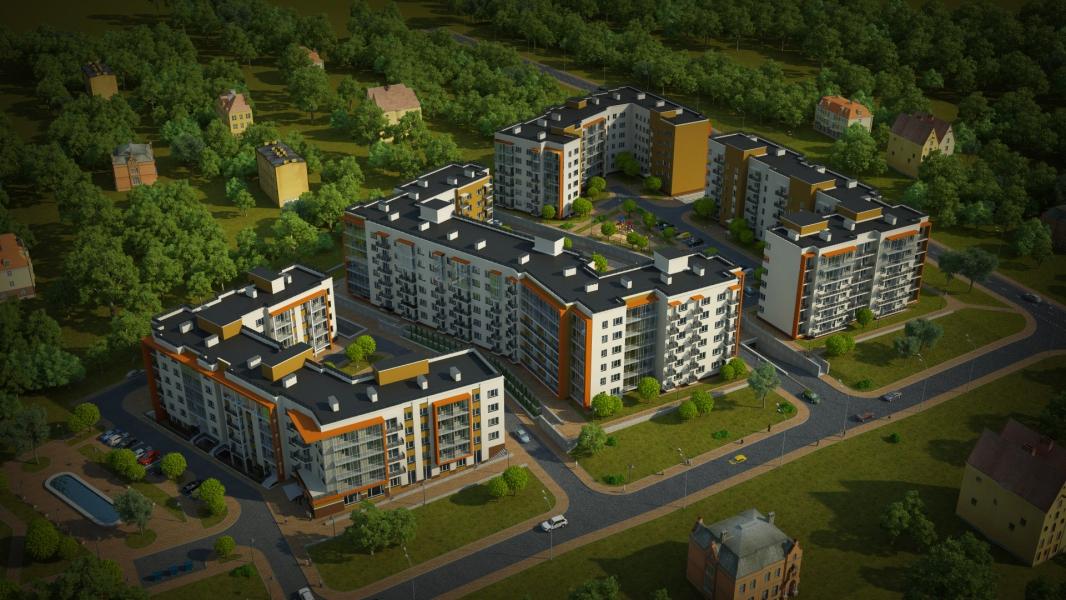 2-комнатная квартира Ольховая, Светлогорск