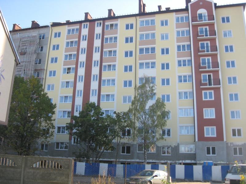 2-комнатная квартира Виктора Гакуна, дом 5, Калининград