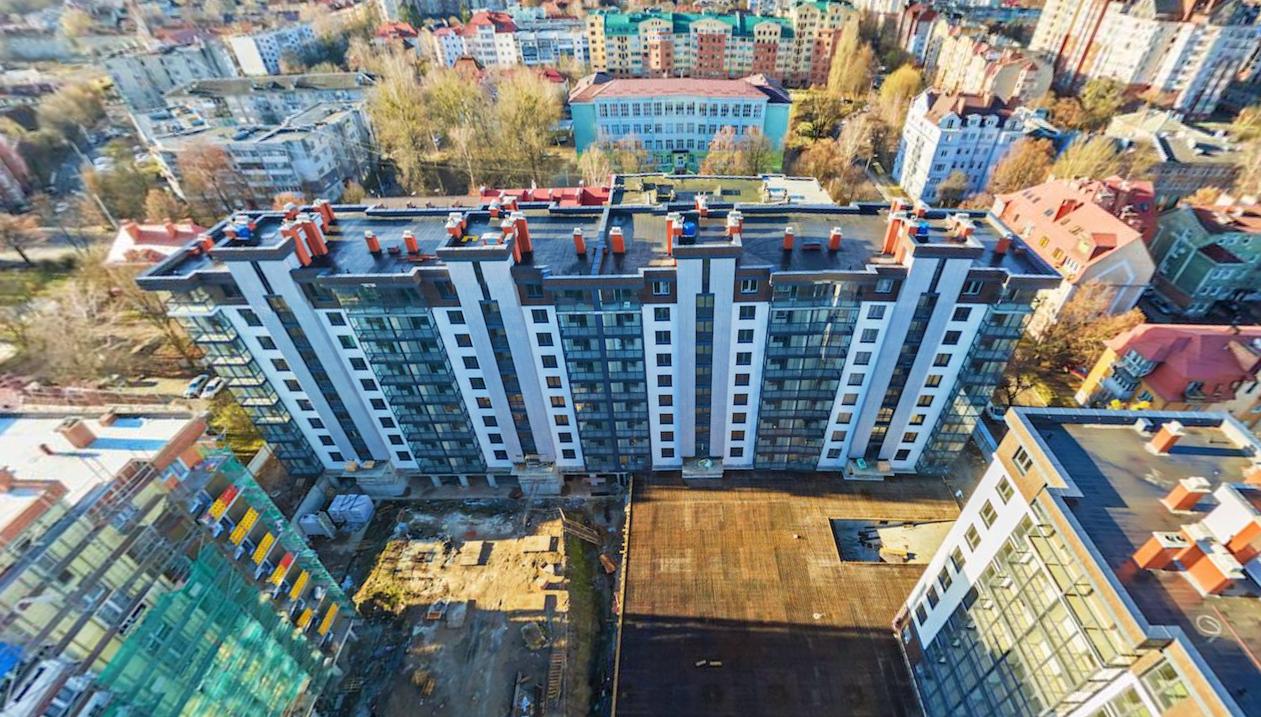 2-комнатная квартира Космонавта Леонова, Калининград