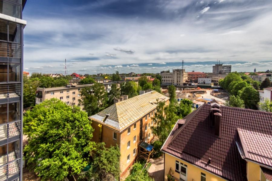 1-комнатная квартира Леонова, Калининград