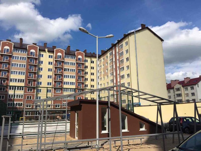 2-комнатная квартира Виктора Гакуна, Калининград