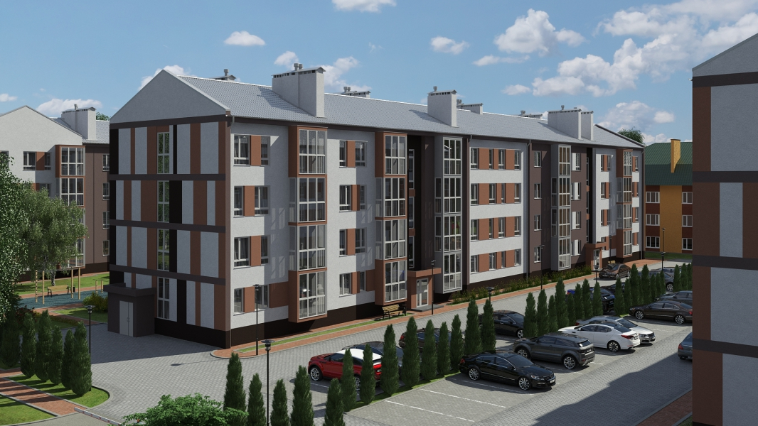 1-комнатная квартира Cержанта Мишина, Калининград