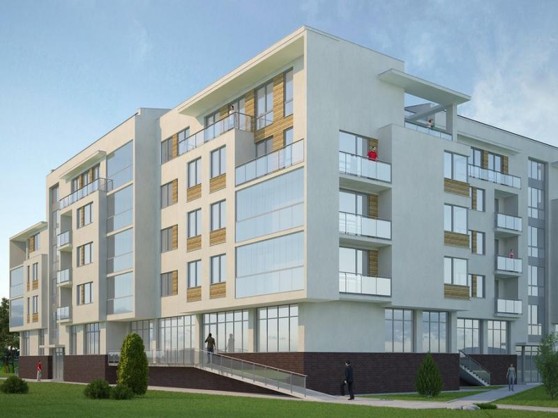 2-комнатная квартира Пацаева, Калининград