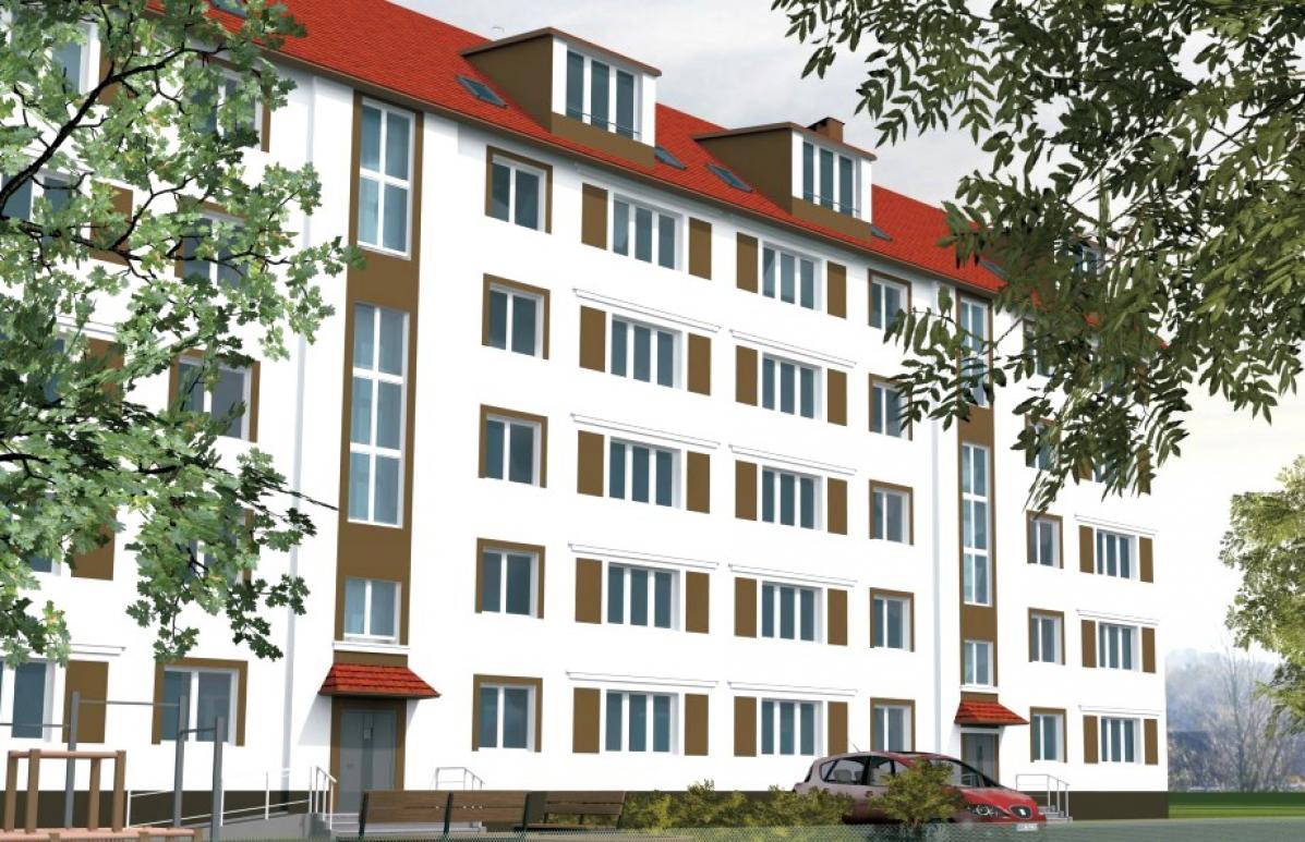 2-комнатная квартира Докука, Калининград