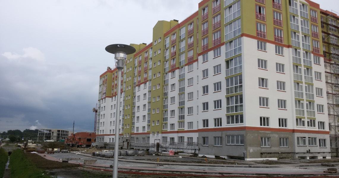 1-комнатная квартира Николая Карамзина, Калининград
