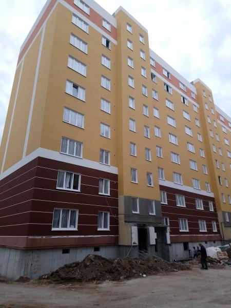 1-комнатная квартира ул. Лужская, Калининград