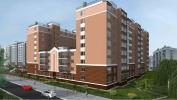 1-комнатная квартира Калининград, ул. Лужская