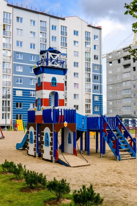 1-комнатная квартира Согласия, Калининград