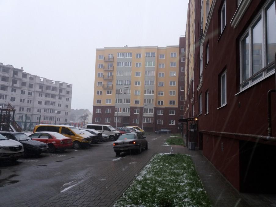 1-комнатная квартира улица Печатная, Калининград