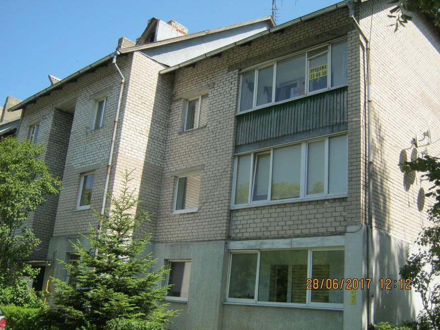 2-комнатная квартира Донская, Пионерский