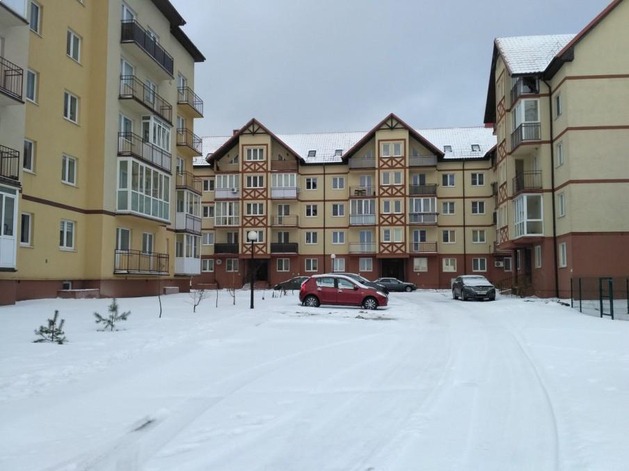 2-комнатная квартира Приморская, Зеленоградск