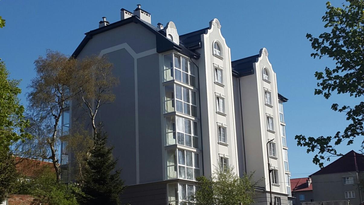 2-комнатная квартира Пригородная, Светлогорск