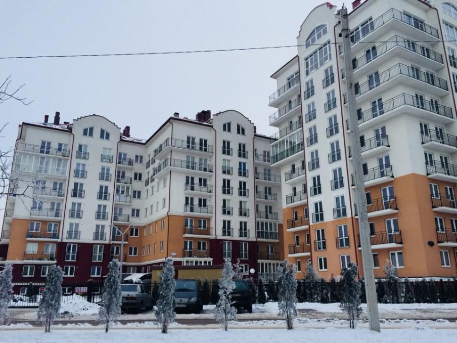 1-комнатная квартира Шатурская, Калининград