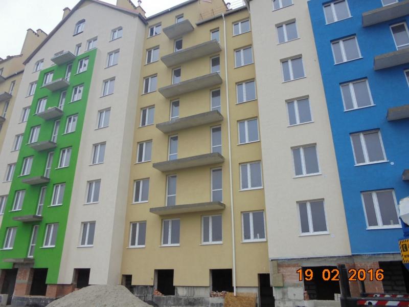 2-комнатная квартира Советская, Янтарный