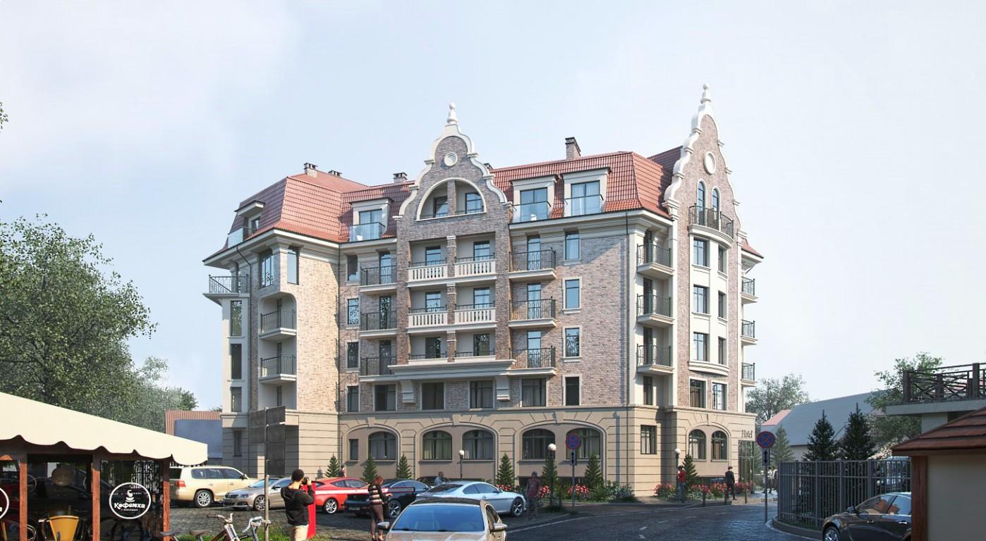 Апартаменты в Зеленоградске – прекрасный отдых, выгодное вложение