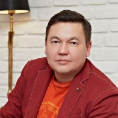 Руководитель 7 точек Максим Ширванов
