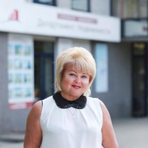Руководитель Департамент Недвижимости Чебаненко Валентина Александровна