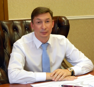 Руководитель Модуль-Стройград Евгений Верхолаз