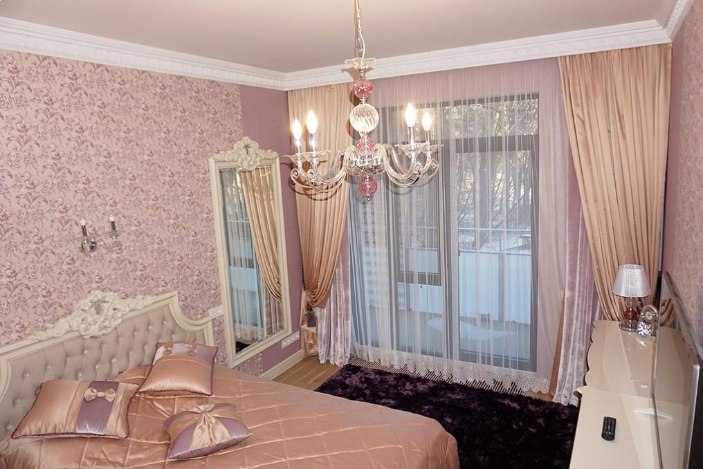 Проект Отделка квартиры в классическом стиле