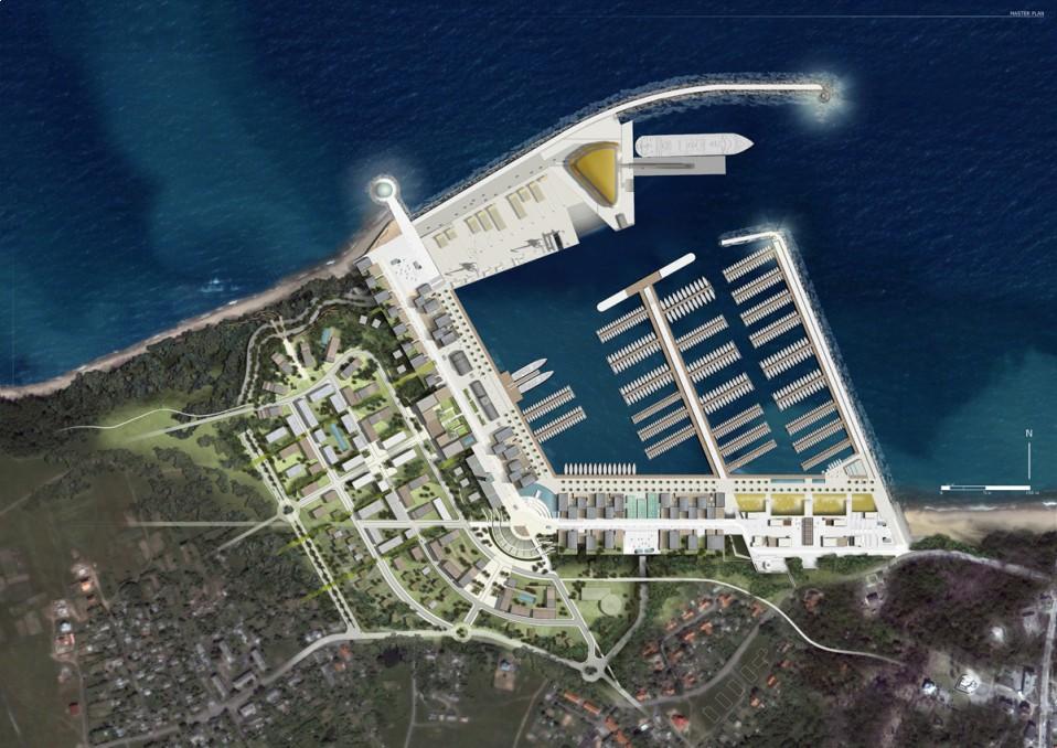 Проект Pionersky Marina