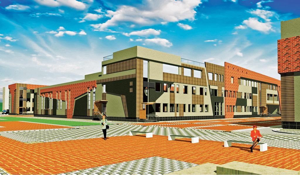 На строительство двух школ в Калининграде выделят 1,6 млрд рублей