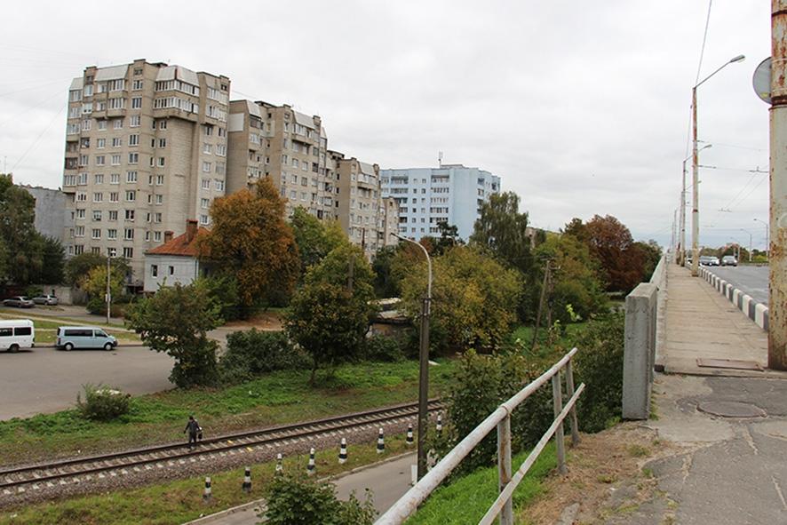 Новая транспортная сеть в Калининграде: где появятся перехватывающие парковки