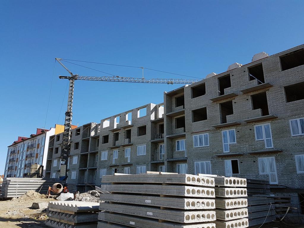 Арбитражный суд отказался наказывать «БалтикРемКомплект» за строительство дома по просроченному разрешению