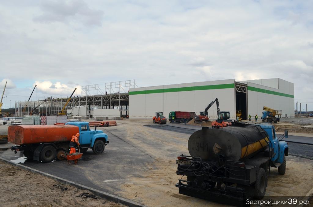 В Калининграде «Леруа Мерлен» откроется в начале осени