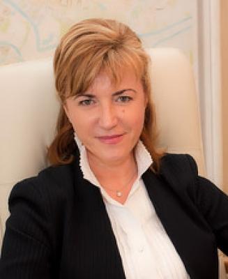 Руководитель Ремжилстрой Ирина Губко