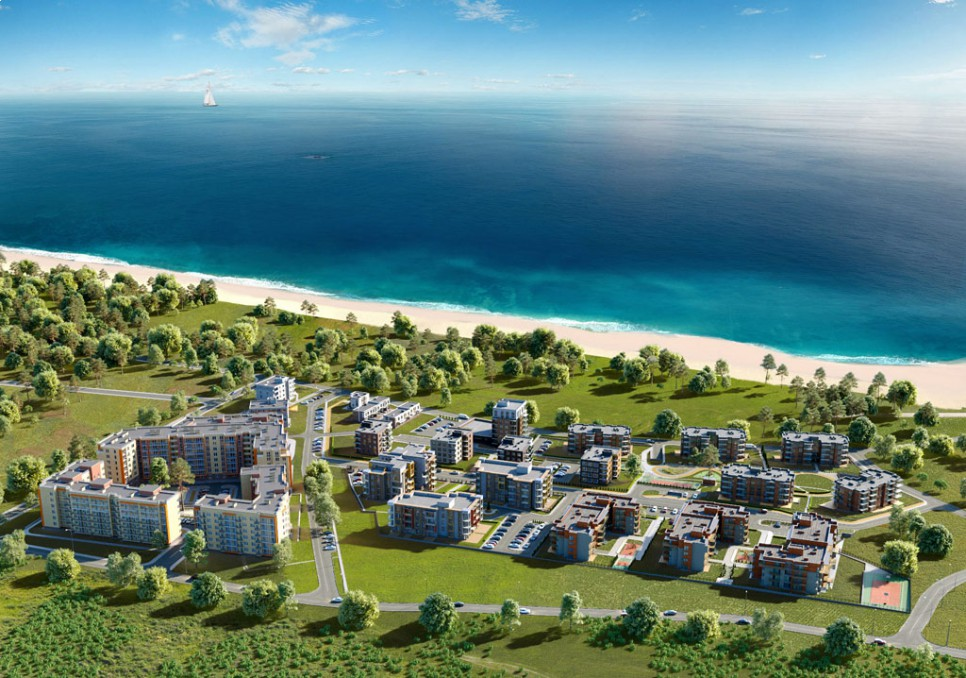 Курорты Янтарного края: чем хотят застроить побережье Калининградской области
