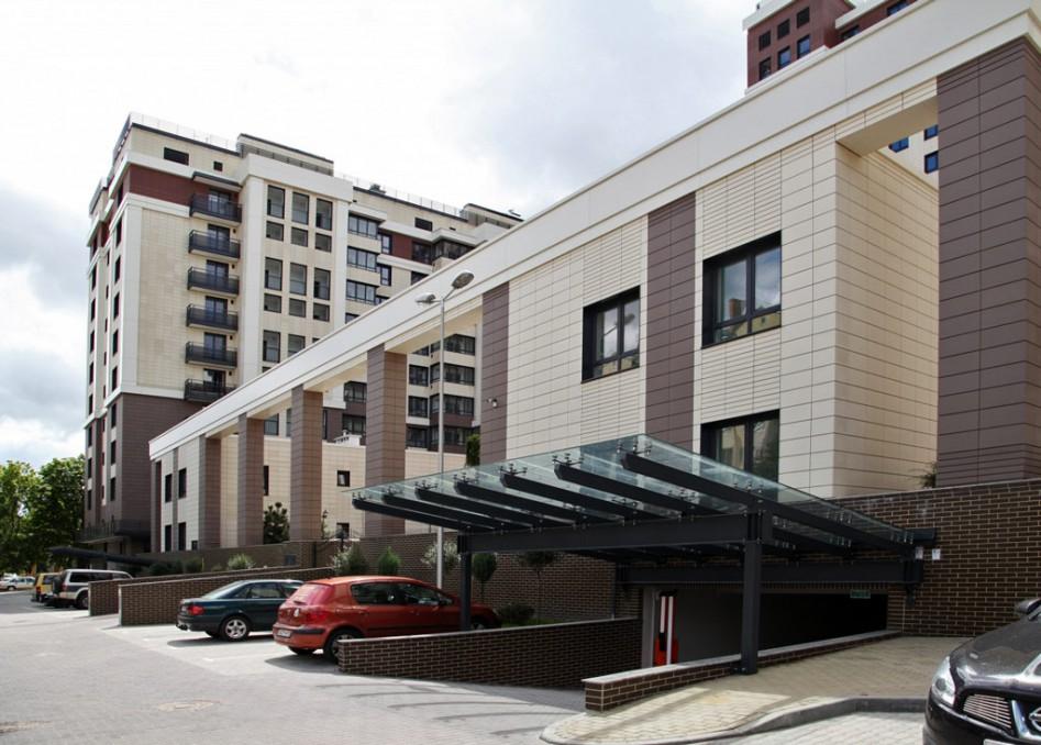 Проект Клубный Дом «KarlsHof»