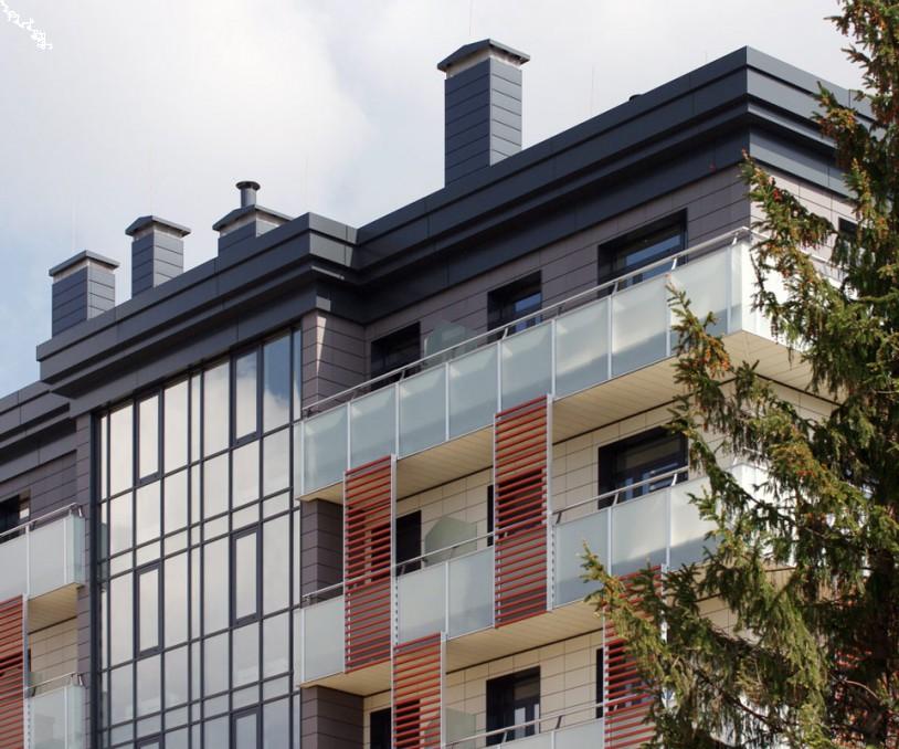 Проект Жилой комплекс «Раушен-престиж»