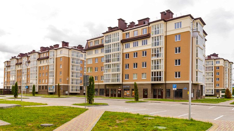 Рассрочка на готовые квартиры в ЖК «Город мастеров»