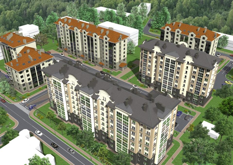 «Рекстрой» начинает строительство ЖК «Триумф» в Центральном районе