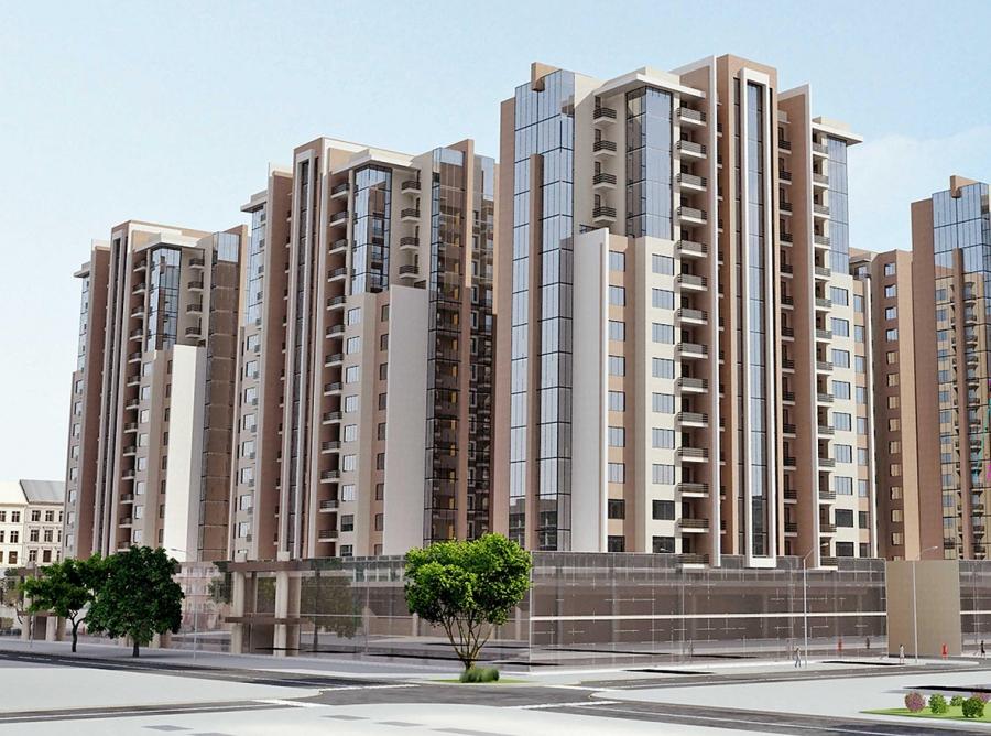 Шесть высоток по 16 этажей: концепция нового жилого комплекса на Московском проспекте
