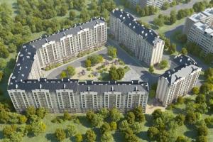 Квартиры на первом и последнем этажах ЖК «Ульяна» по сниженной цене
