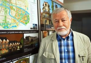 «Чтобы в Калининград вернулась архитектура и городская эстетика, нам нужно право вето», - Сергей Лебедихин, архитектор