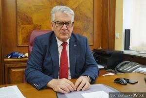 «Все, что нужно для строительства дома, сегодня производится в самом регионе», - Амир Кушхов, и.о. министра строительства Калининградской области