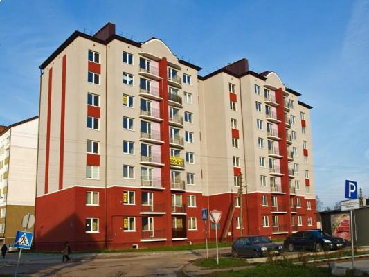 Жилой дом Дом на ул. Крайней