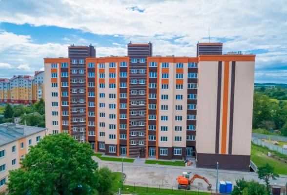 Жилой дом Дом на ул. Строительной, 10А