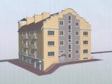 Жилой дом на ул.  Тельмана в Гвардейске