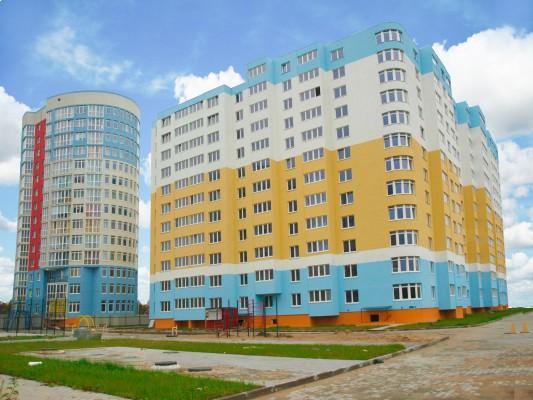 Жилой квартал на ул. Орудийной