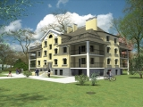 Жилой дом Дом на ул. Герцена, 68а