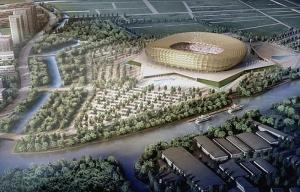 """Компания """"Сrocus Group"""" приступила к разработке проекта стадиона для ЧМ-2018"""